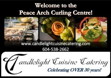TV Candlelight Cuisine Catering Since 1983 curling rink